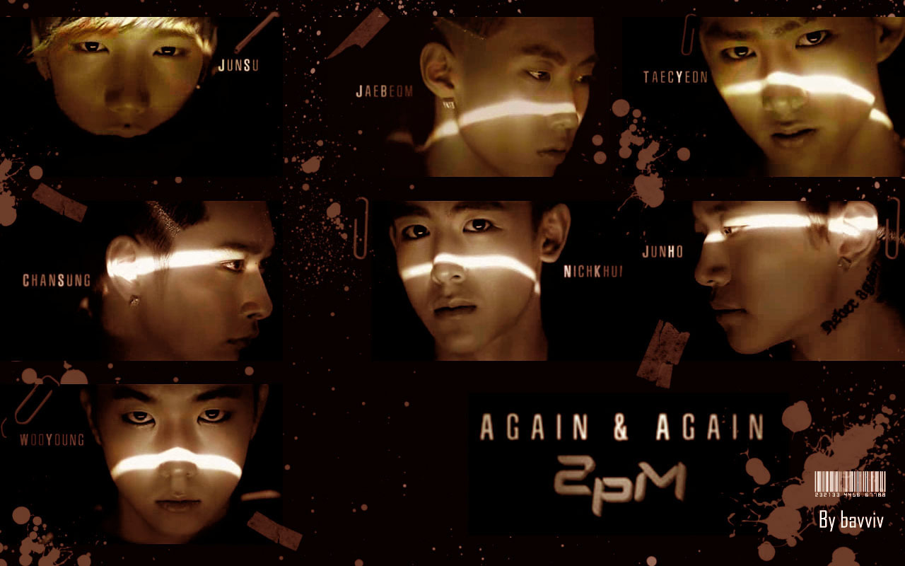 2pm  2pm Wallpaper 10305725  Fanpop