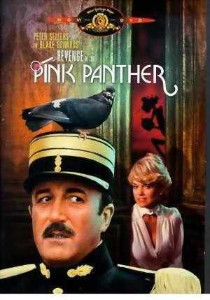 Revenge of the rosa, -de-rosa pantera