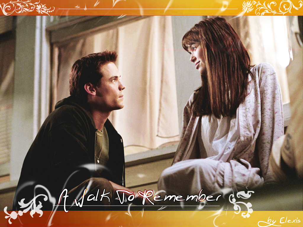 Movies a walk to remember
