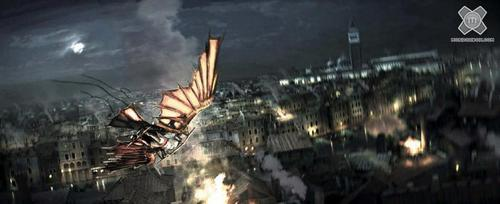 Assassin's Creed wallpaper titled AC2