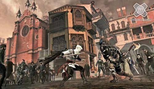 Assassin's Creed پیپر وال titled AC2