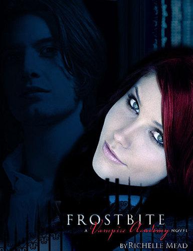 Adrian Rose Dimitri (Chace Crawford Sophia struik, bush Ben Barnes) Vampire Academy door Richelle Mead