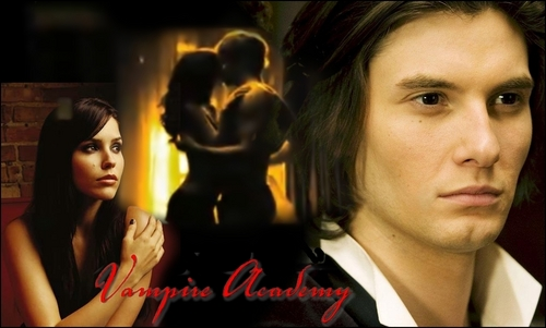 Adrian and Rose Vampire Academy bởi Richelle Mead