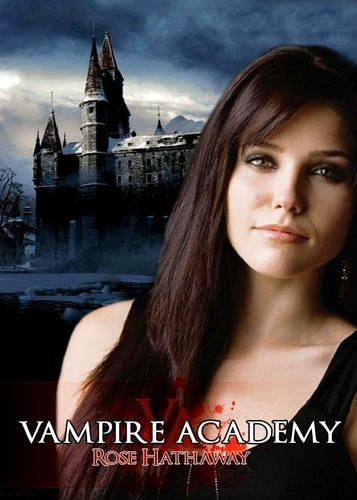 Adrian and Rose Vampire Academy によって Richelle Mead