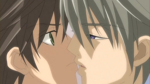 Akihiko and Misaki