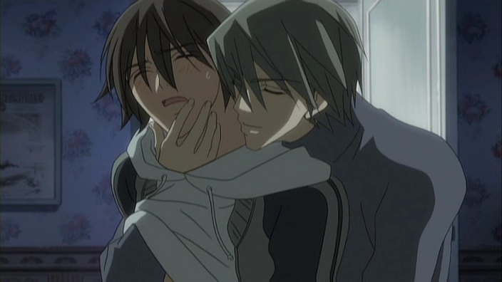 Junjou Romantica Takahiro