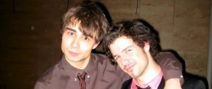 Alexander and Didrik