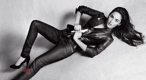 Armani Jeans shoot
