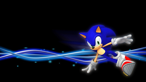 Sonic the Hedgehog wallpaper titled Awesome Sonic
