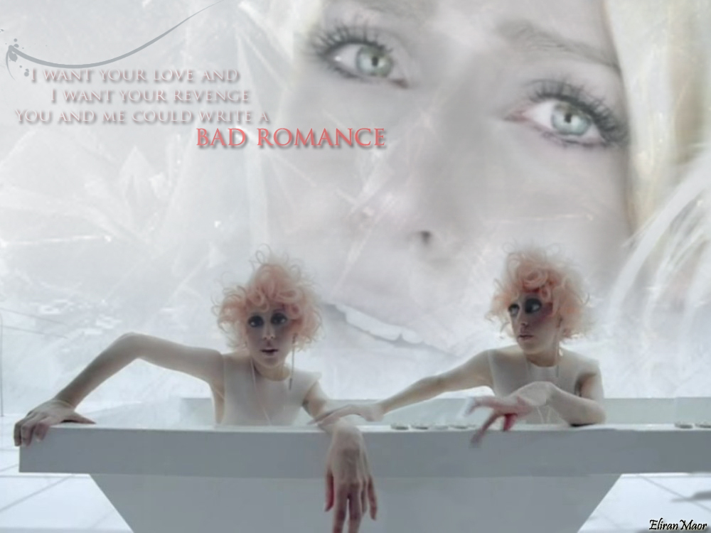 Bad Romance - Lady GaGa 1000x750 800x600