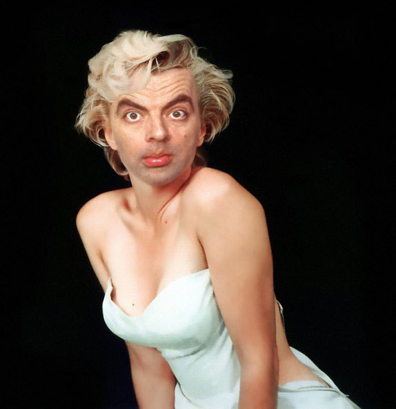Bean Monroe - Mr. Bean Fan Art (10384712) - Fanpop