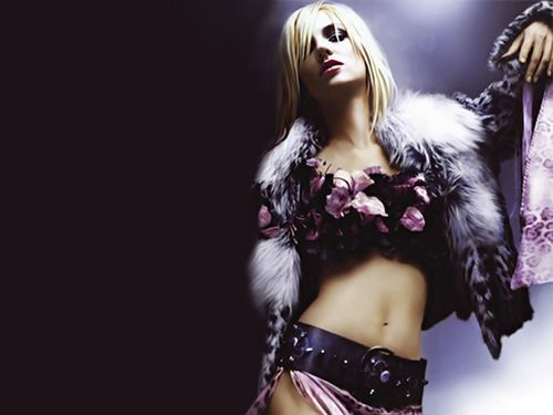 Beautiful Britney fondo de pantalla