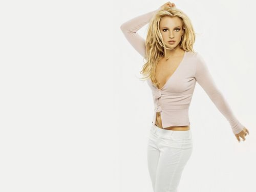Beautiful Britney پیپر وال
