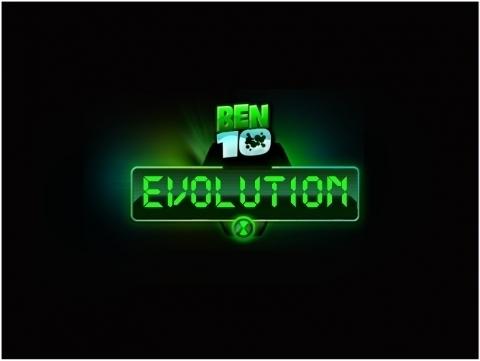 Ben 10 Evolution Logo