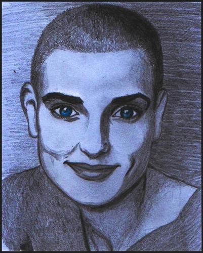 Blue-Eyed Sinéad