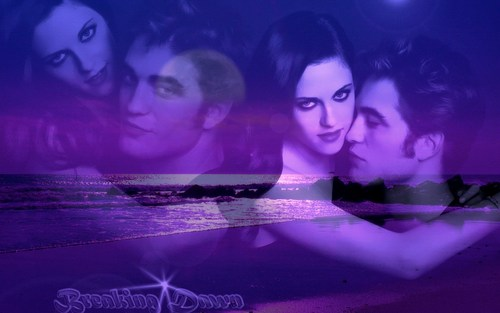 Breaking Dawn - ஐ Edward & Bella Cullen ஐ