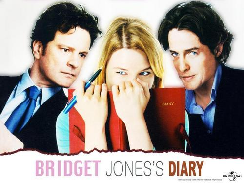 Bridget Jones wallpaper