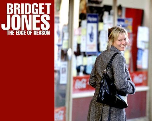 Bridget Jones kertas-kertas dinding