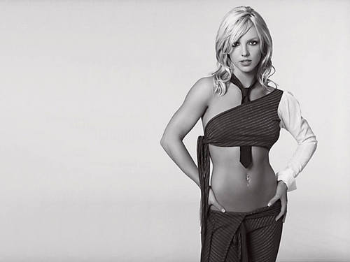 Britney Album Wallpaper