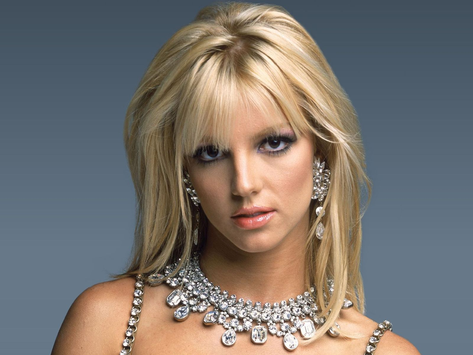 Britney Beautiful Обои