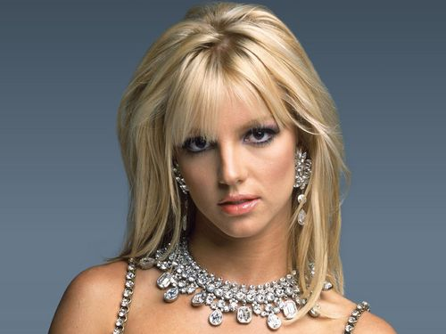 Britney Beautiful 壁纸
