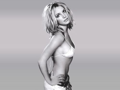 Britney Beautiful 壁紙