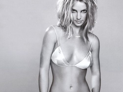 Britney Beautiful Wallpaper