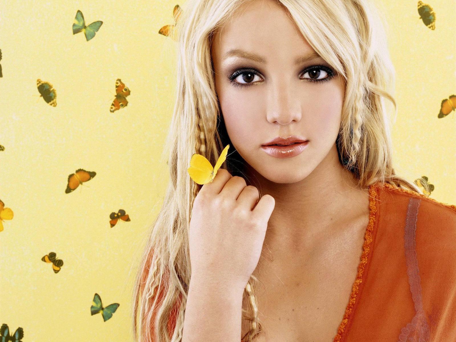 Britney バタフライ, 蝶 壁紙