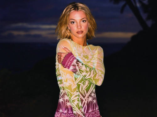 Britney Classic Wallpaper
