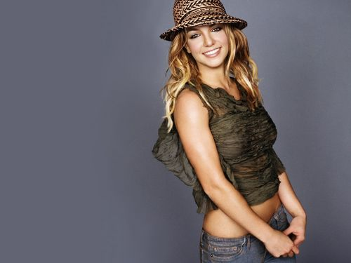 Britney Cute wallpaper