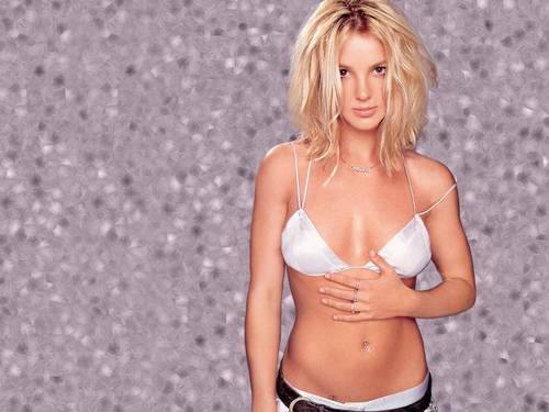 Britney Spears kertas dinding called Britney Cute kertas dinding