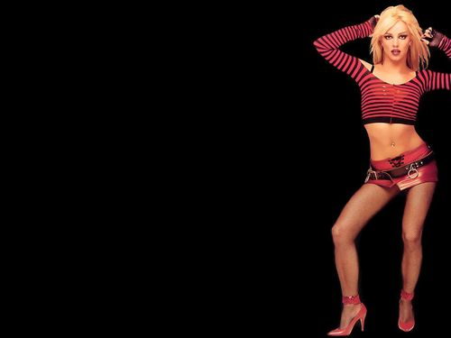 britney spears wallpaper entitled Britney Devil wallpaper