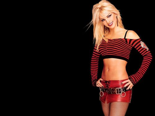 Britney Devil wallpaper