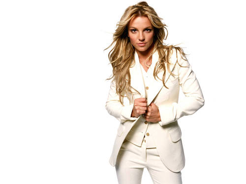 Britney Instyle 壁纸