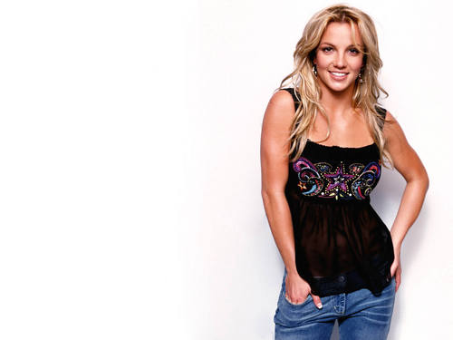 Britney Spears wallpaper entitled Britney Instyle Wallpaper
