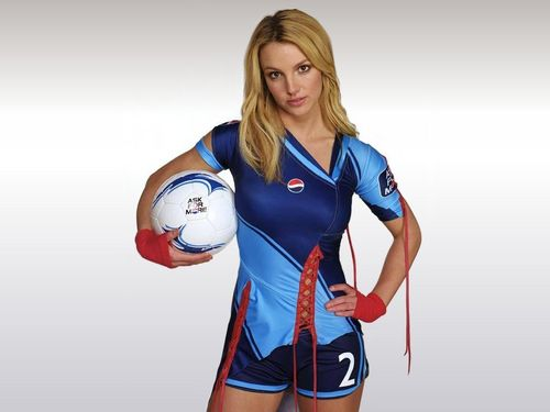 Britney Spears wallpaper called Britney Pepsi wallpaper