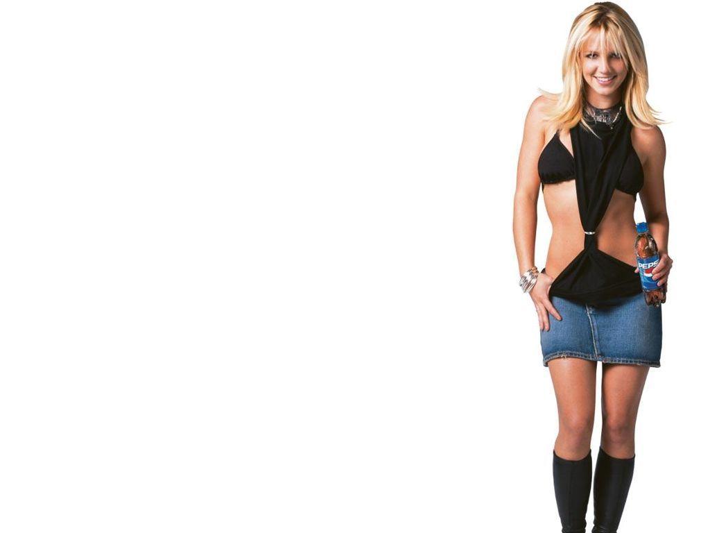 Britney Pepsi karatasi la kupamba ukuta