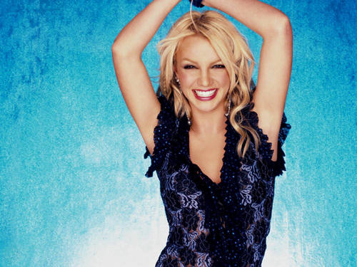 Britney Pretty Dress Hintergrund