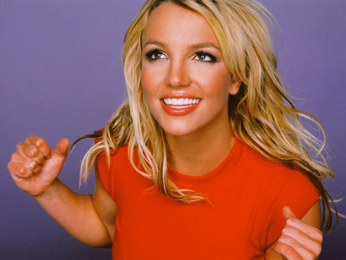 Britney SNL Wallpaper