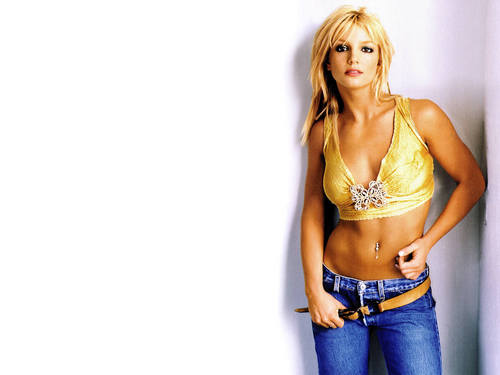Britney Spears wallpaper titled Britney Sexy Wallpaper