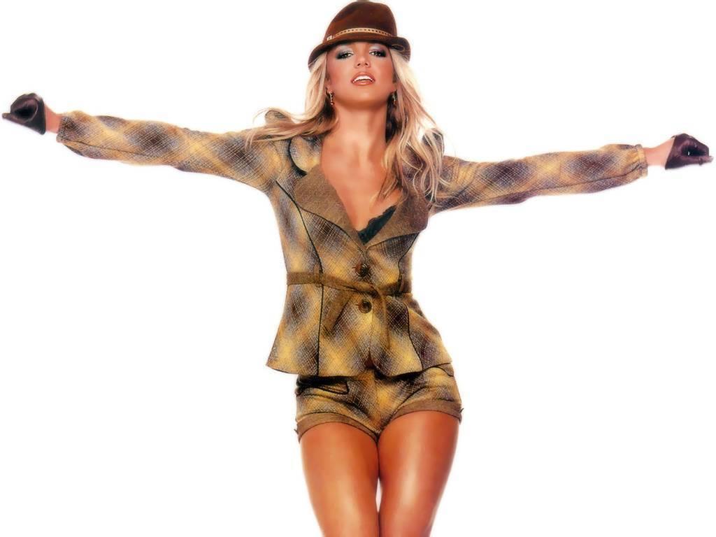 Britney Sexy দেওয়ালপত্র