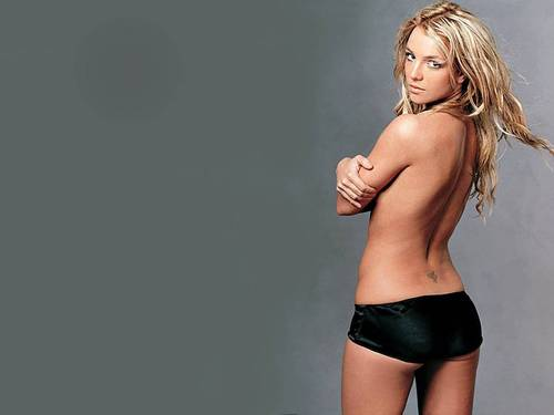Britney Sexy Wallpaper - britney-spears Wallpaper