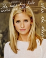 Buffy Summers - Halo