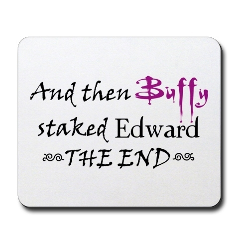 Buffy vs Twilight - twilight-vs-buffy Photo