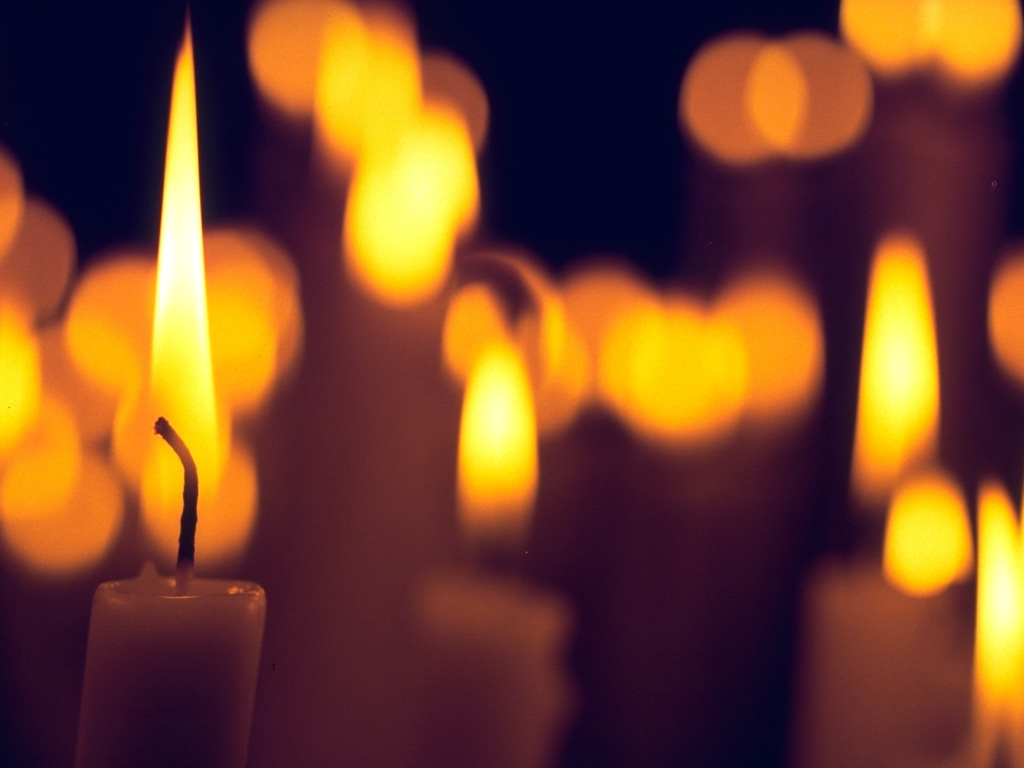 Burning Candles - Candles Wallpaper (10333041) - Fanpop