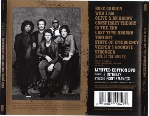 CD Scans - Who I am