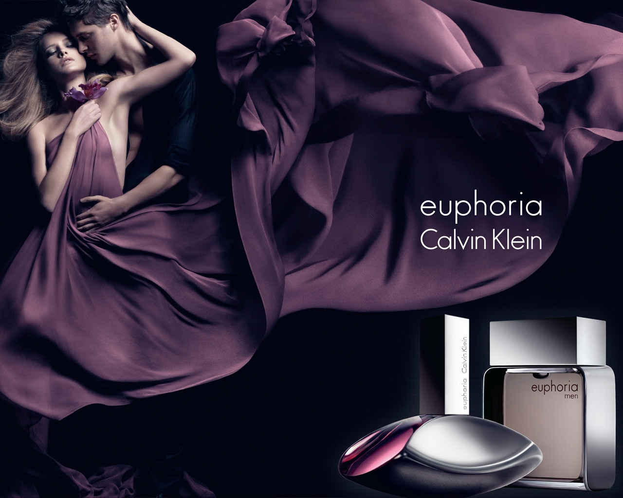 I want to be beautiful: Euphoria perfume in Dallas