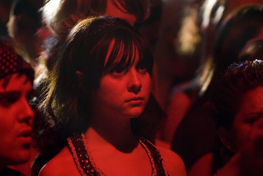 Caprica Zoe Actress