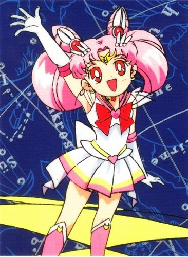 Sailor Mini moon (Rini) wallpaper entitled Chibiusa