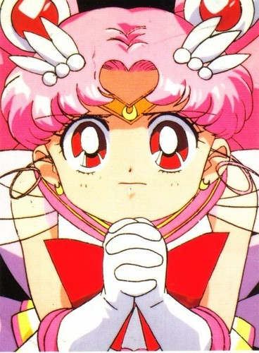 Sailor Mini moon (Rini) দেওয়ালপত্র entitled Chibiusa